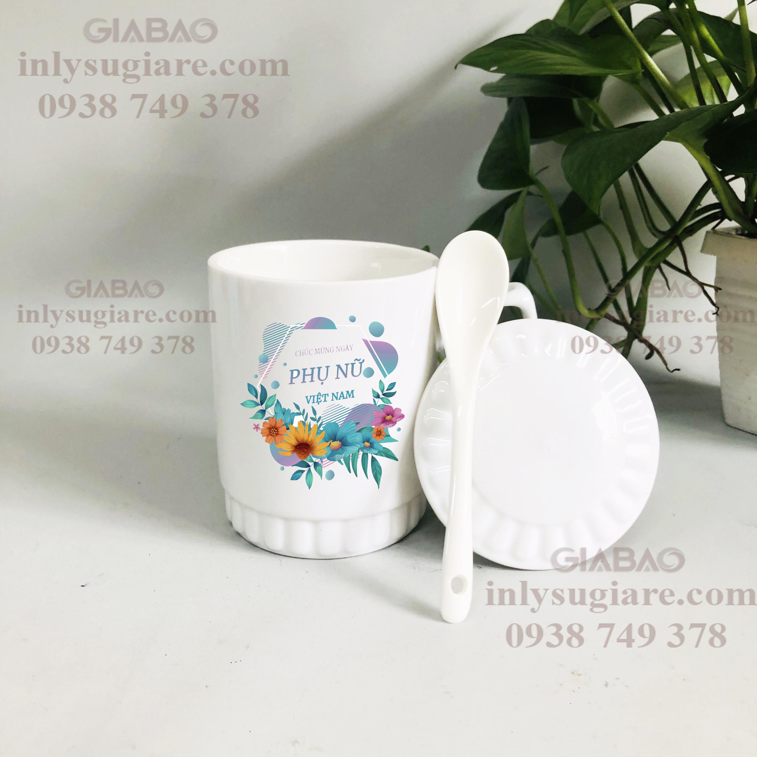 Shop Gia Bảo chuyên in ly sứ, cốc sứ giá rẻ tại tphcm